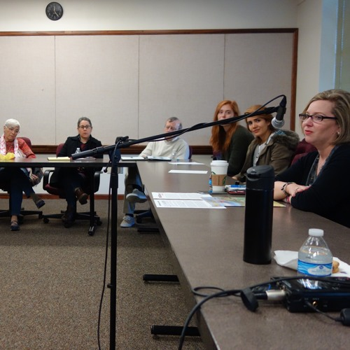 Community Voices: Amy Brooks Roundtable 2017-10-30
