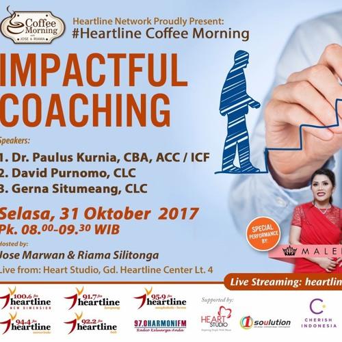 Coffee Morning 31 Oktober 2017 (Impactful Coaching)