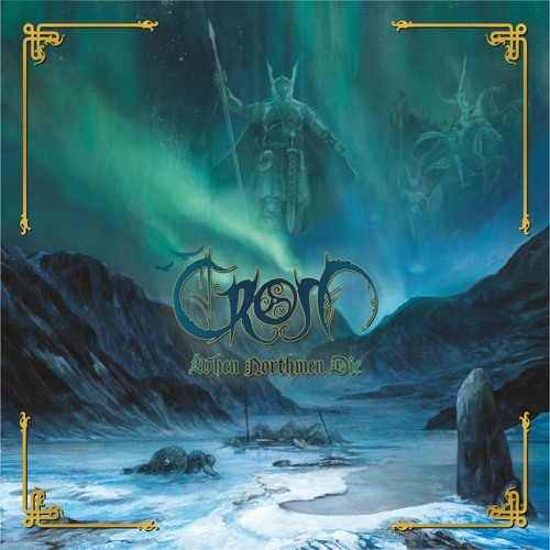"""CROM - """"Shields Of Gold"""" (PURE STEEL RECORDS)"""