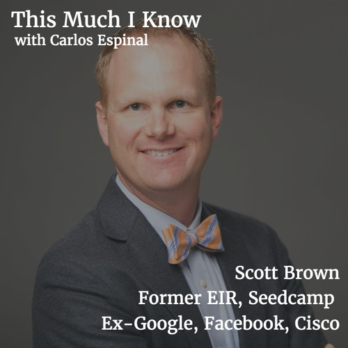 Marketing guru Scott Brown on economies of content and nailing marketing fundamentals