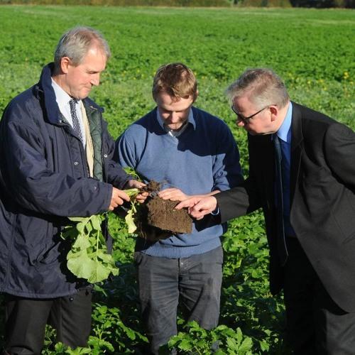 Visit of Environment Secretary - BBC Coverage