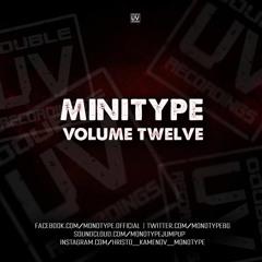 MONOTYPE - MINITYPE VOLUME TWELVE
