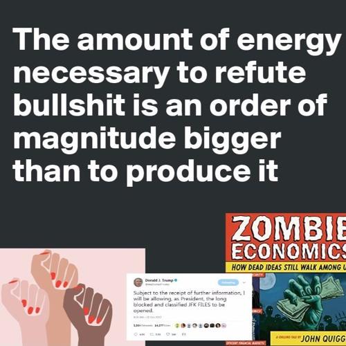 S2E01: The Grand Relaunch / Zombie Economics ft. John Quiggin
