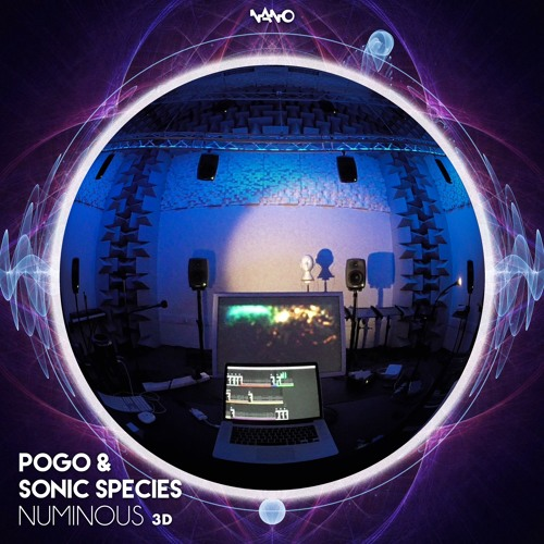 Pogo & Sonic Species - Numinous 3D Binaural Mix (Wear headphones!)