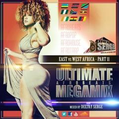 ULTIMATE AFROBEATS MIX - PART 11 - East vs West Africa