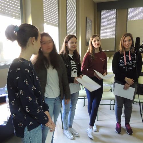 Canto ao idioma galego_ Manuel María_ SandraTenreiro_ Alumnado4º