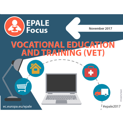 EPALE Podcast November 2017: Vocational Education and Training for Adults