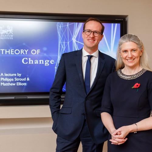 Philippa Stroud and Matthew Elliott discuss their Theory of Change