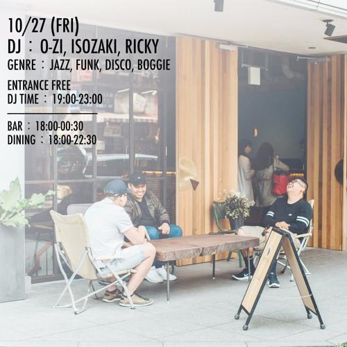 DJ Lounge 1027 DJ O - ZI, ISOZAKI, RICKY
