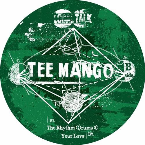 Tee Mango - The Rhythm (Drums 3) (12'' - LT080, Side B1)