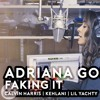 Calvin Harris Ft Kehlani And Lil Yachty Faking It Cover By Adriana Gomez Mp3