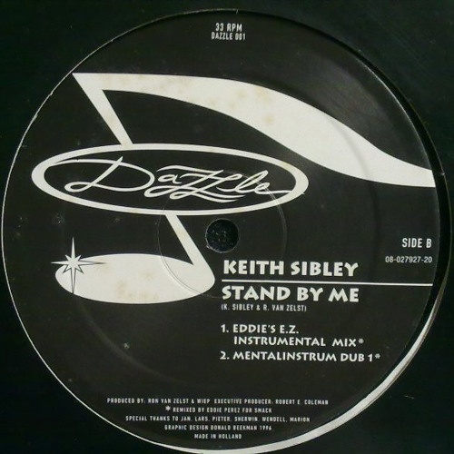 Keith Sibley - Stand By Me (Fizzikx's Piano Dub)