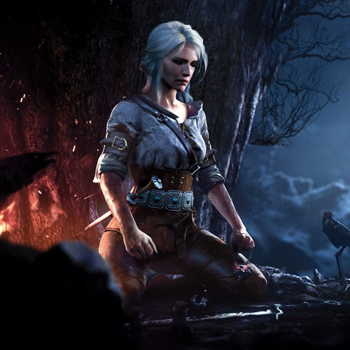 Witcher 3 ladies in the wood