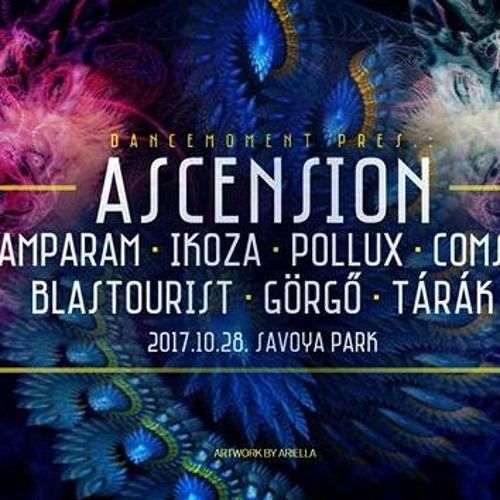 Dance Moment pres.: Ascension & Halloween Party (2017.10.28)