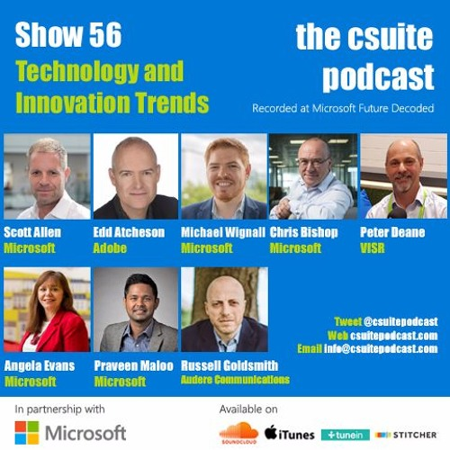 Show 56 - Technology and Innovation Trends