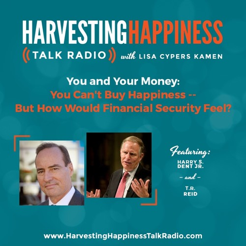 You and Your Money: You Can't Buy Happiness -- But How Would Financial Security Feel?