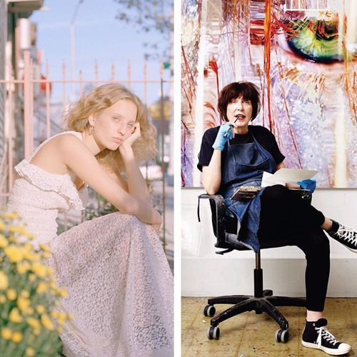 No. 54: Petra Collins and Marilyn Minter Talk Feminism and Horror Flicks