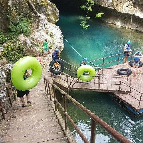 Cave Branch River Tour in Belize - Podcast Sample