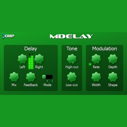 Mdelay - Ding