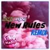 Lagu Original- Dua Lipa - New Rules (Muffin Remix)And the video remix link