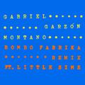 Gabriel Garzon-Montano Bombo Fabrika Remix (Ft. Little Simz) Artwork