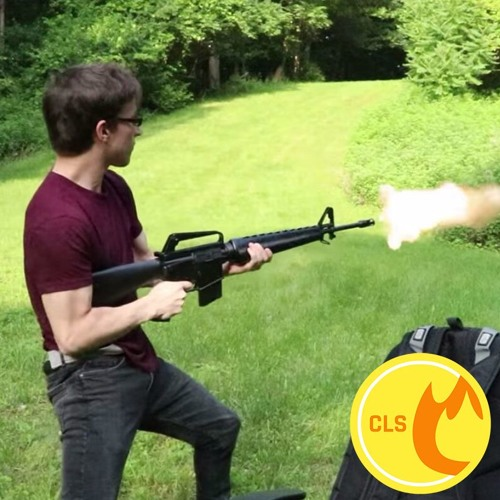Fireside Chats, Episode 9: The Life and Times of Chris Ray Gun