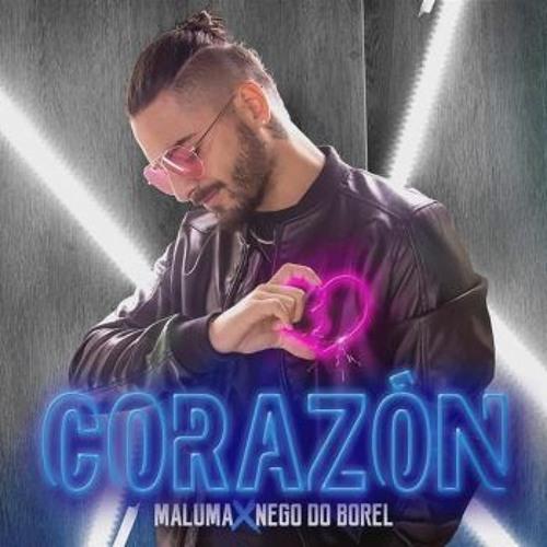 Maluma y su pasito del tra en pleno concierto malumaniaticos de corazoacuten - 1 4