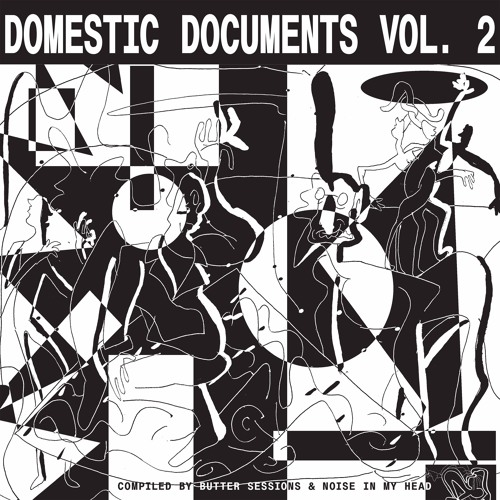 Domestic Documents Vol 2: Compiled by Butter Sessions + Noise In My Head (DD02) OUT NOW