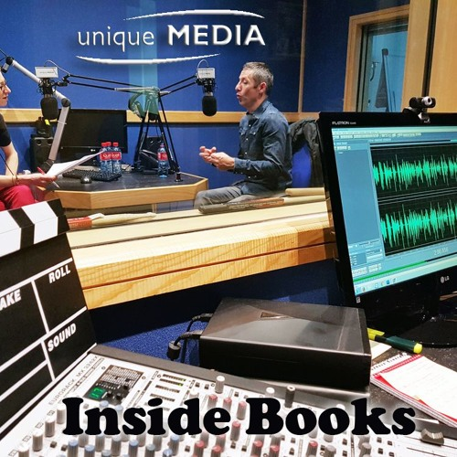 Inside Books Episode 8  Featuring Shane Hegarty And Ally And Turtle Bunbury