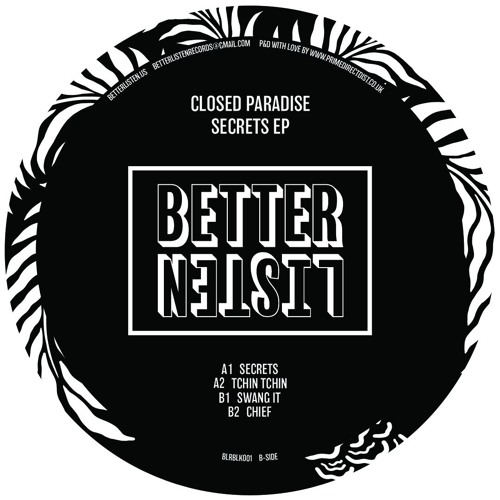 Closed Paradise - Chief