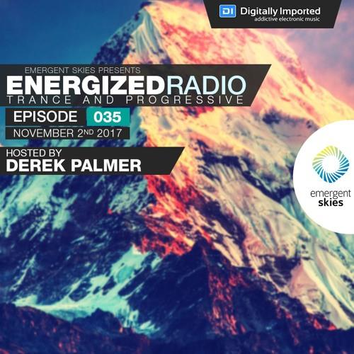 Energized Radio 035 with Derek Palmer