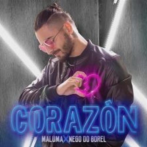 Maluma Ft. Nego Do Borel - Corazon (Nev & Rajobos Edit)