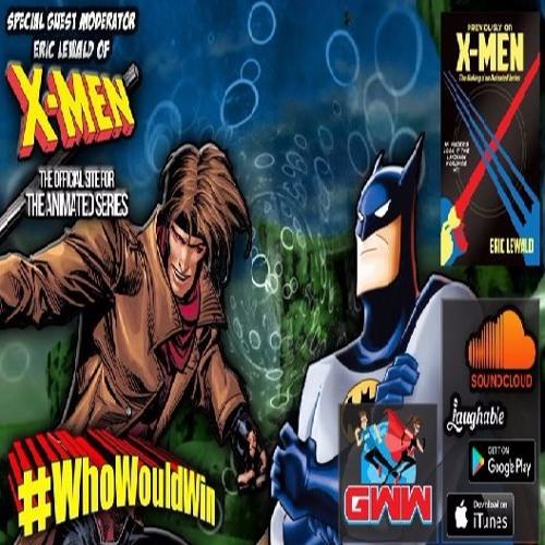 #WhoWouldWin? Gambit vs. Batman