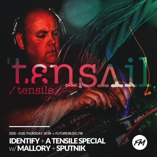 IDENTIFY 28/09/2017 - Mallory w/ Sputnik guest mix