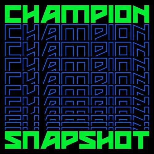 Champion - World Ft. Four Tet