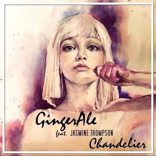 GingerAle ft. Jasmine Thompson - Chandelier (Cover) by GingerAle ...