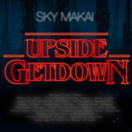 Upside Getdown - Halloween Party (Free Download)