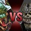 Killer Croc vs Lizard (cover)