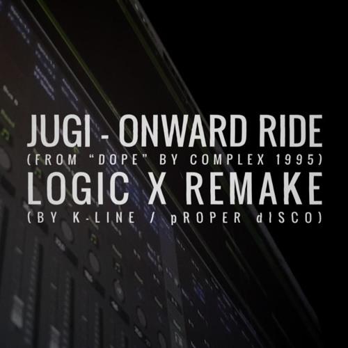 Jugi - Onward Ride (K-line Logic Pro X Remake)
