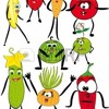 Eat Your Vegetables Song - Nursery Rhymes - Original Song By LittleBabyBum!