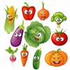Canción De Los Vegetales - Canciones Infantiles - Songs For Kids In Spanish