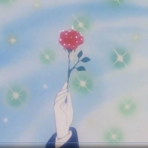 brille de mille feux de mille fleurs rouges