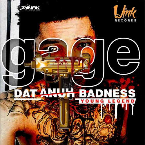 Gage - Dat Anuh Badness (1Link Records) #Dancehall 2017