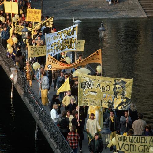 Stooszyt: Boa 1989-1994