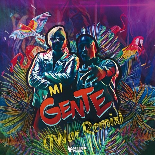 J Balvin Willy William - Mi Gente (JWar Remix)FREE DOWNLOAD