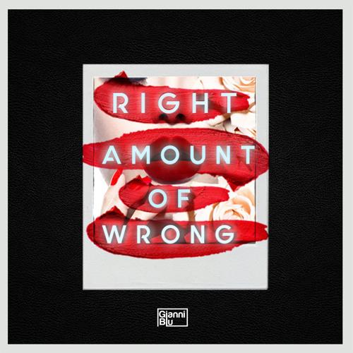 Gianni Blu 'Right Amount of Wrong' ile ilgili görsel sonucu