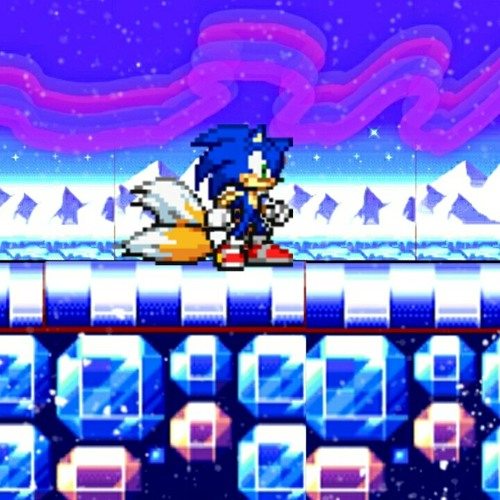 Sonic Advance 3 - Twinkle Snow Act 1 (Remastered 2017) by