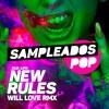 Lagu Original- [Dua Lipa] New Rules - Dj Will Love Remix / SampleadosPOP