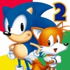 Sonic The Hedgehog 2 - 2 Player: Results Screen