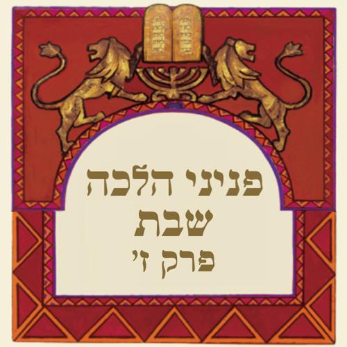 פניני הלכה שבת פרק ז – סעודת השבת ומלווה מלכה
